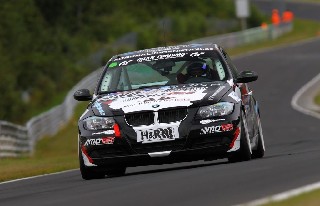 Race Track Car: BMW 320i Clubsport