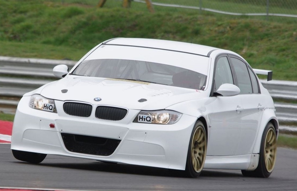 Race Track Car: BMW 325i WTCC
