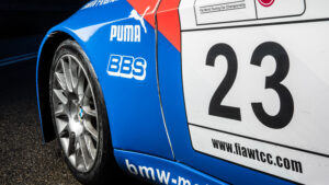 BMW Motosport Wheels - Affordable Track Cars