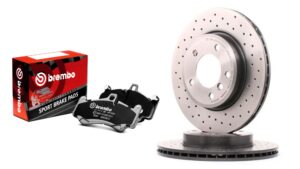 Brembo Brakes - Affordable Track Cars